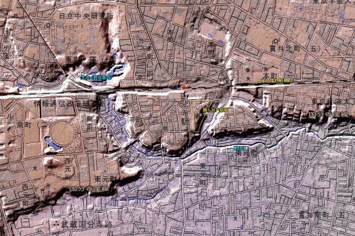 殿ヶ谷戸地形図.JPG